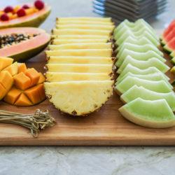 Kolor owoców i warzyw ma znaczenie
