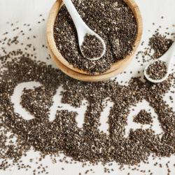 15 powodów dla których powinnaś wprowadzić do swojej diety nasiona chia